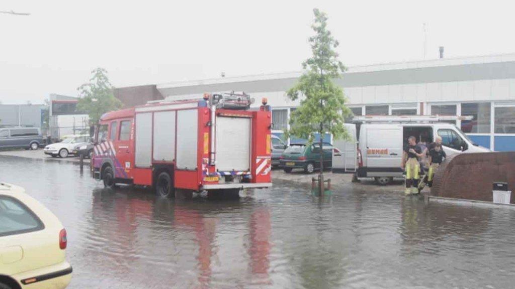 Waterschade Zwolle