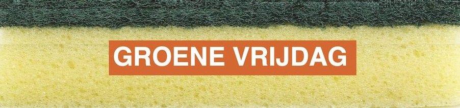 Groene vrijdag - banner