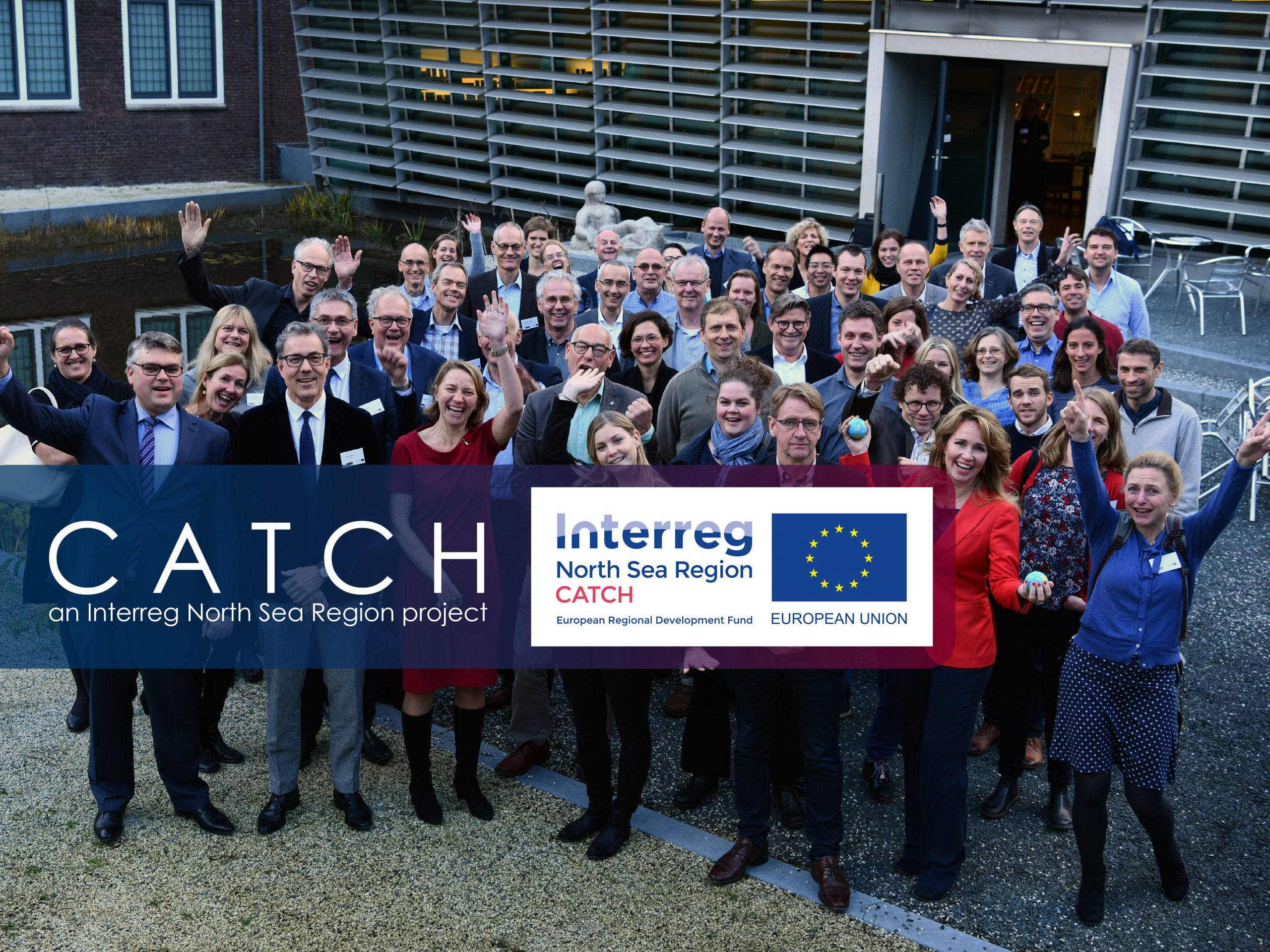 CATCH Banner CATCH team