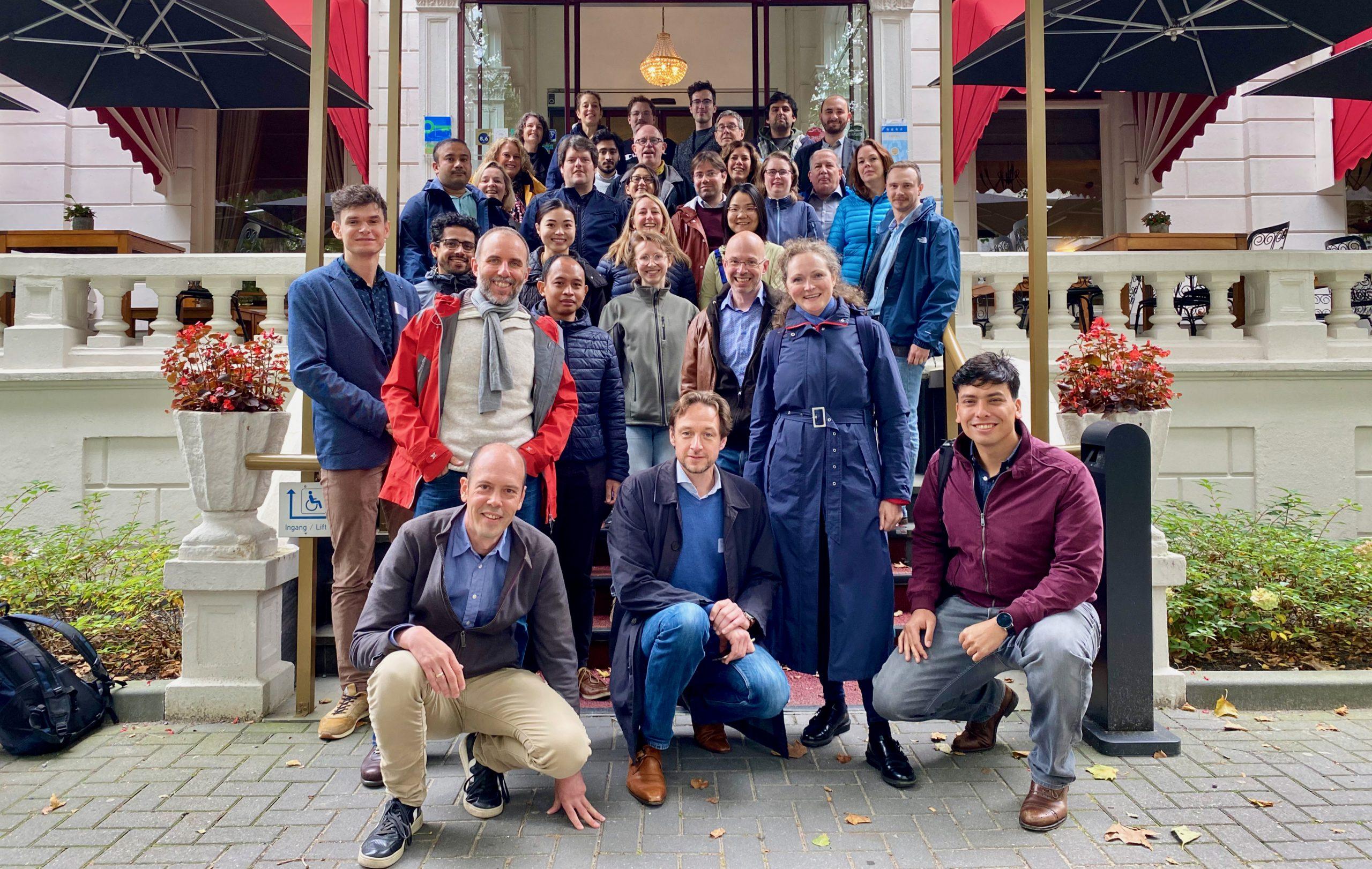 Internationale onderzoekers 4 TU's bezoeken Climate Campus en Regio Zwolle